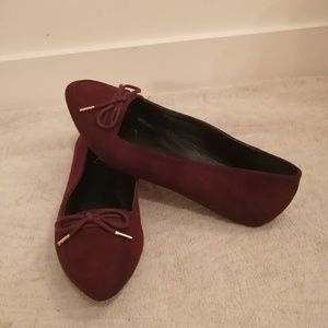 Qupid Shoes - 🆕NWT Qupid flats with bow size 7
